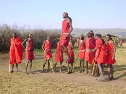 Conoce la cultura de los massai