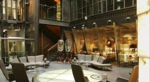 Lobby hotel Urban