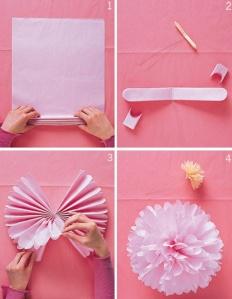 Como hacer pompones