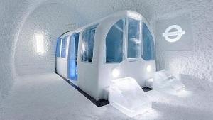 Hotel de hielo-Laponia